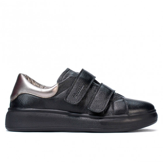 Women sport shoes 6008sc black combined