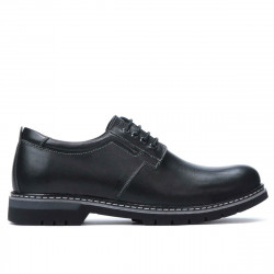 Men casual shoes 895 black