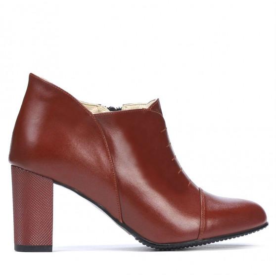 Women boots 1171s brown (slim)
