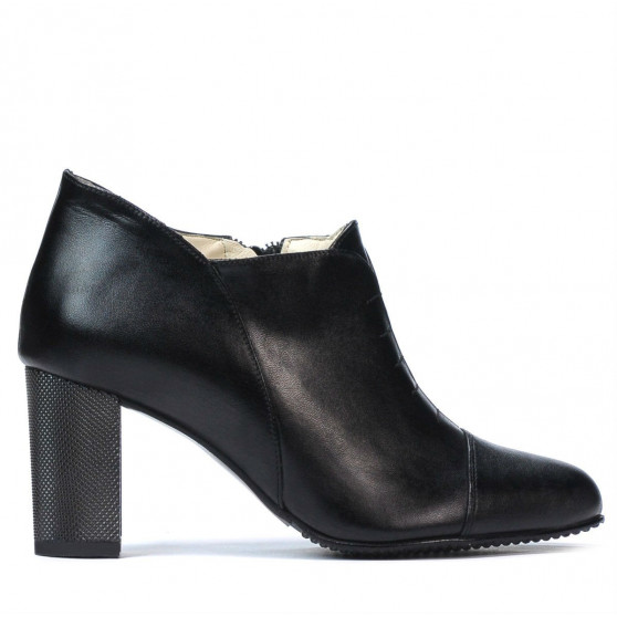 Ghete dama 1171s negru (slim)