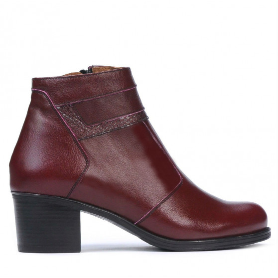 Ghete dama 3328 bordo