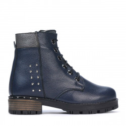 Children boots 3014 indigo