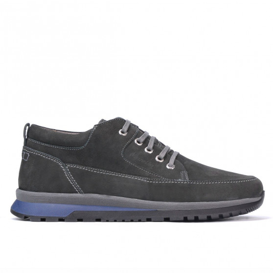 Pantofi casual barbati 4109 bufo tdm (Testa di moro)