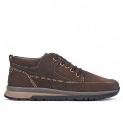 Pantofi casual barbati barbati 4109 bufo cafe