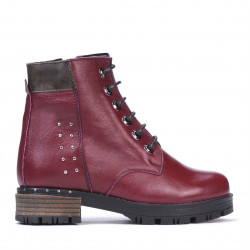 Children boots 3014 bordo