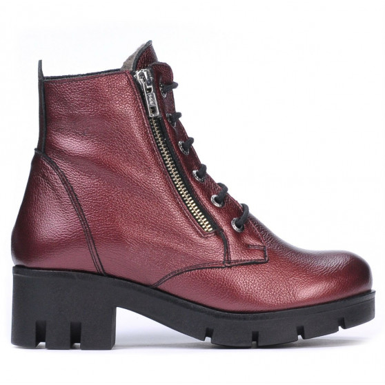 Ghete dama 3307 bordo sidef