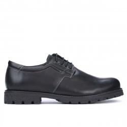 Pantofi casual barbati (marimi mari) 895m negru