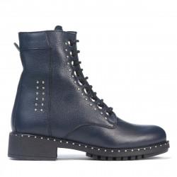Women boots 3333 indigo