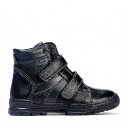 Children boots 3015 black combined