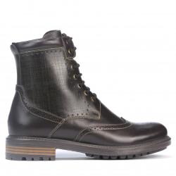 Men boots 4112 cafe