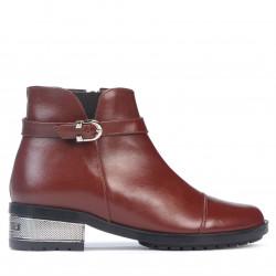 Women boots 1173 brown