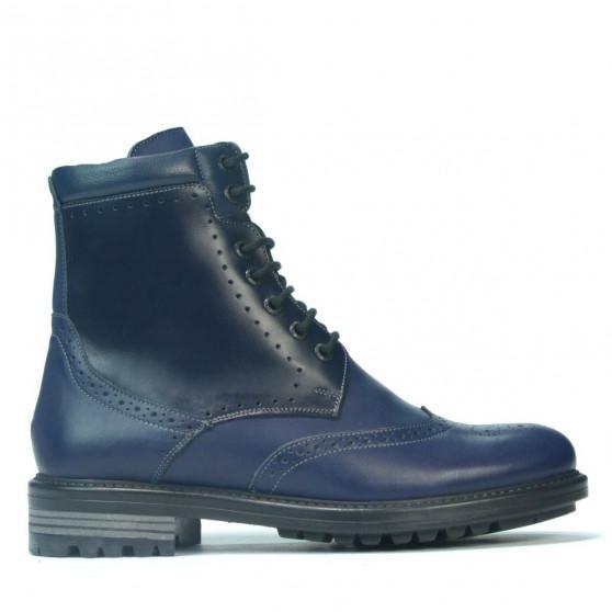 Men boots 4112 indigo