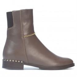 Women boots 3331 cappuccino