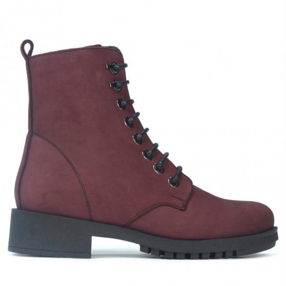 Women boots 3336 bufo bordo
