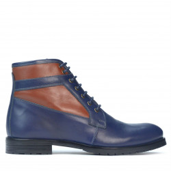 Men boots 4114 indigo combined