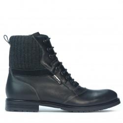 Men boots 4118 black