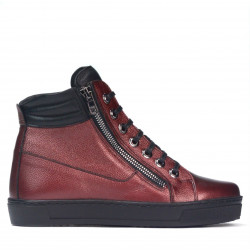 Ghete dama 3339 bordo sidef