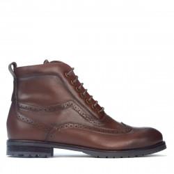 Men boots 4113 a cafe