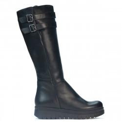 vânzarea de încălțăminte design de calitate magazin de vânzare Marelbo - Cizme din piele naturala pentru femei. Preturi de producator. -  Marelbo