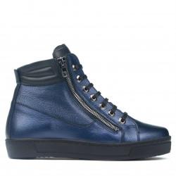 Women boots 3339 indigo pearl