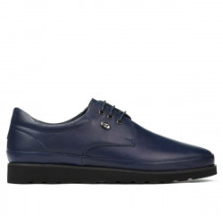 Men casual shoes 889 indigo