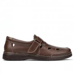 Men loafers, moccasins 897 cafe