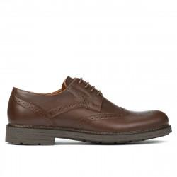 Pantofi eleganti barbati 894 maro