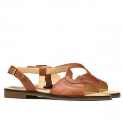 Women sandals 5059 brown