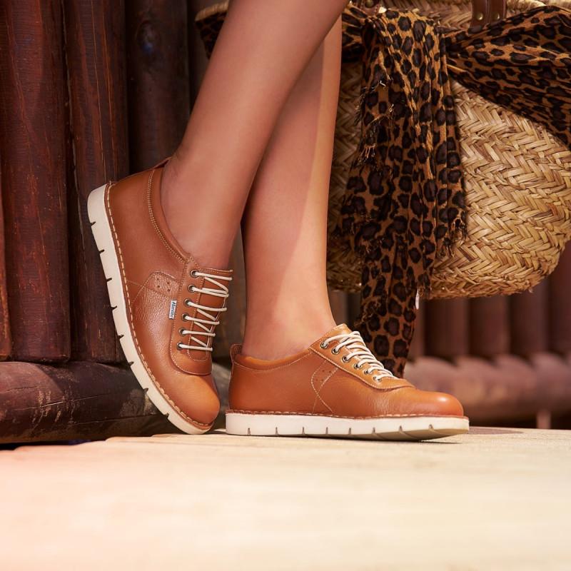 Pantofi casual dama 7005 maro lifestyle