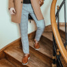 Pantofi casual barbati 889 coniac