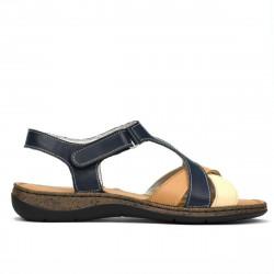 Women sandals 5046 indigo combined