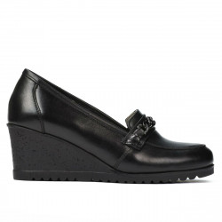 Pantofi casual dama 6011 negru