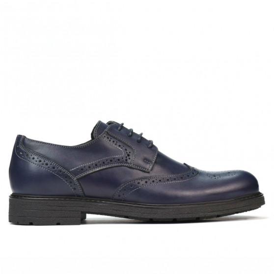 Pantofi eleganti barbati 894 indigo