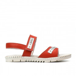 Children sandals 537 orange
