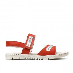 Children sandals 537 orange