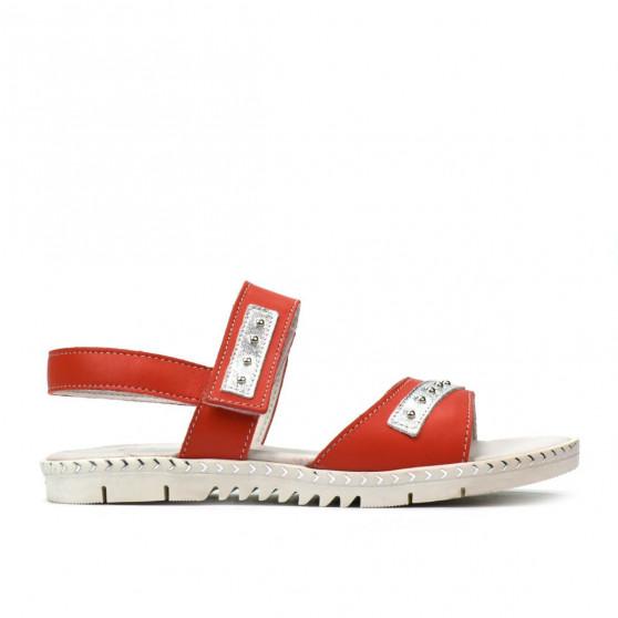 Sandale copii 537 portocaliu