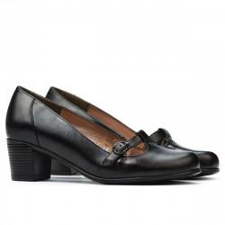 Women stylish, elegant, casual shoes 6012 black