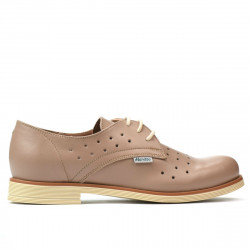 Women casual shoes 678 nude