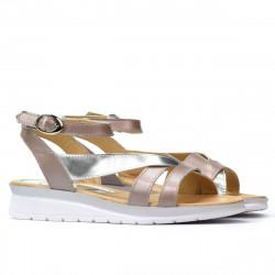 Women sandals 5060 pink prafuit combined