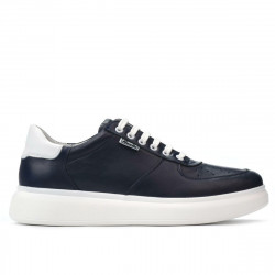 Pantofi casual/sport barbati 900 indigo combinat