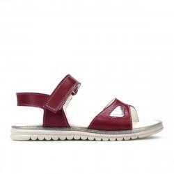 Children sandals 527 cyclam
