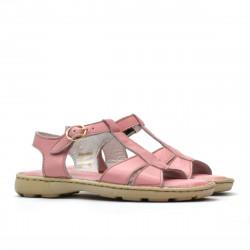 Children sandals 535 pink