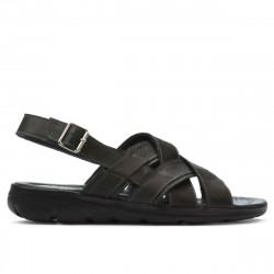 Teenagers sandals 347 black