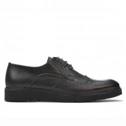 Men casual shoes 831-1 black