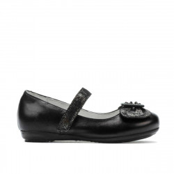 Small children shoes 67c black combined