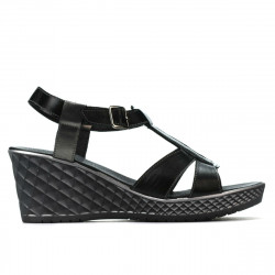 Women sandals 5065 black combined