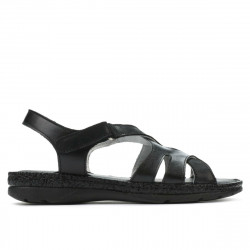 Women sandals 5062 black combined