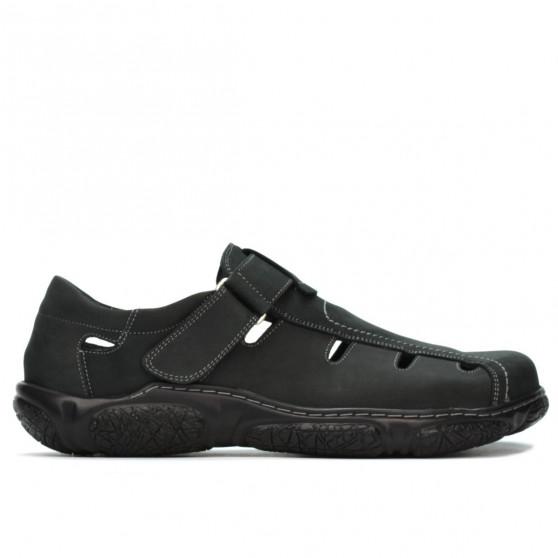 Sandale barbati 899 tuxon negru