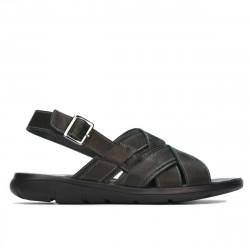 Men sandals 346 black