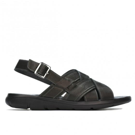 Sandale barbati 346 negru